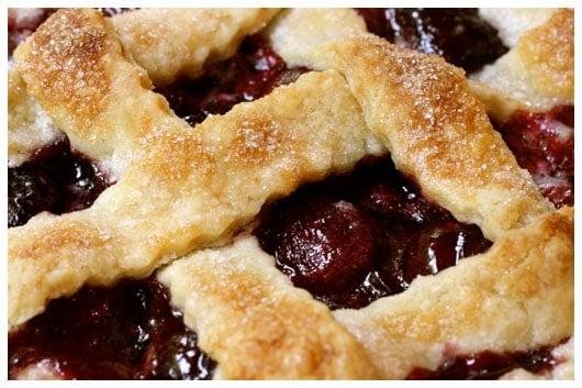 Sweet Cherry Pie • a farmgirl's dabblesa farmgirl's dabbles