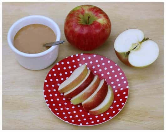 caramel apple dip - afarmgirlsdabbles.com