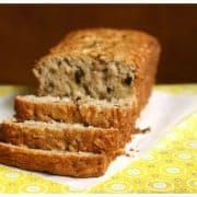Apple Bread - extremely moist and full of fall spices - from a farmgirl's dabbles