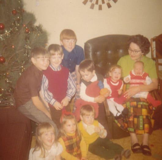 Christmas memories, 1974