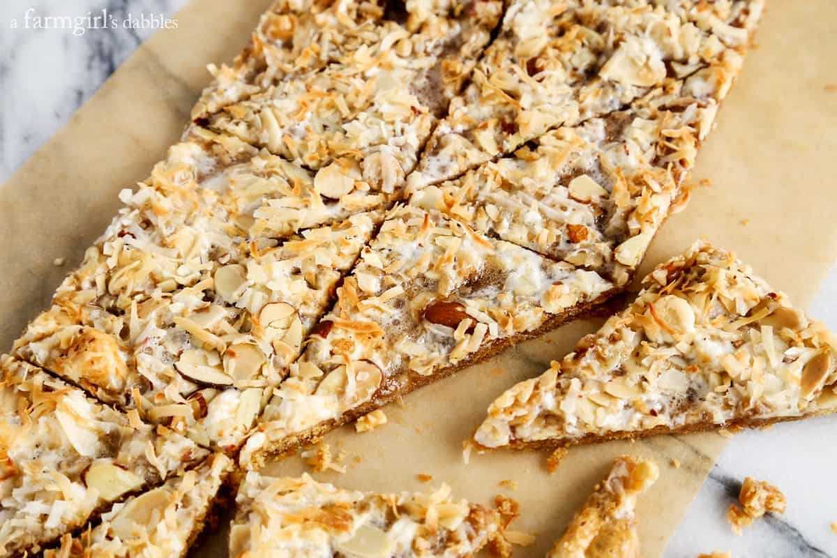 Caramel Heavenlies from afarmgirlsdabbles.com