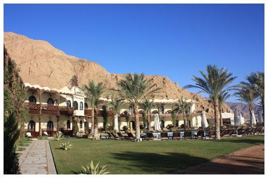 Dahab Paradise resort