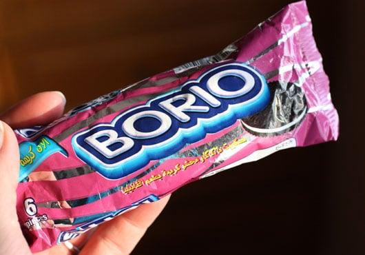 Borio cookies