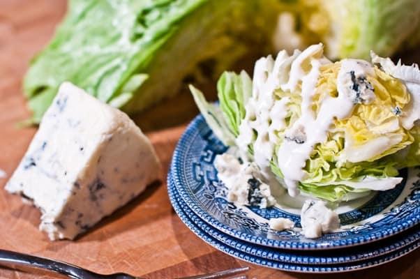 Maytag wedge salad