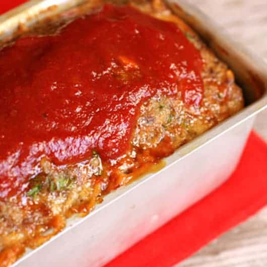 meatloaf recipe tomato sauce
