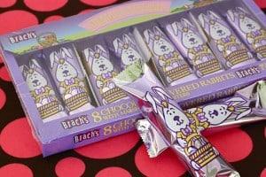 Brach's chocolate marshmallow bunnies