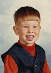 Blake, 4 years old