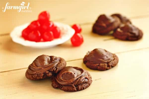chocolate covered cherry cookies chocolate covered cherry cookies ii ...