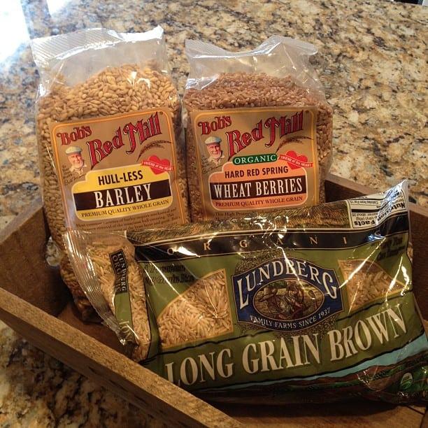 Bob's Red Mill grains