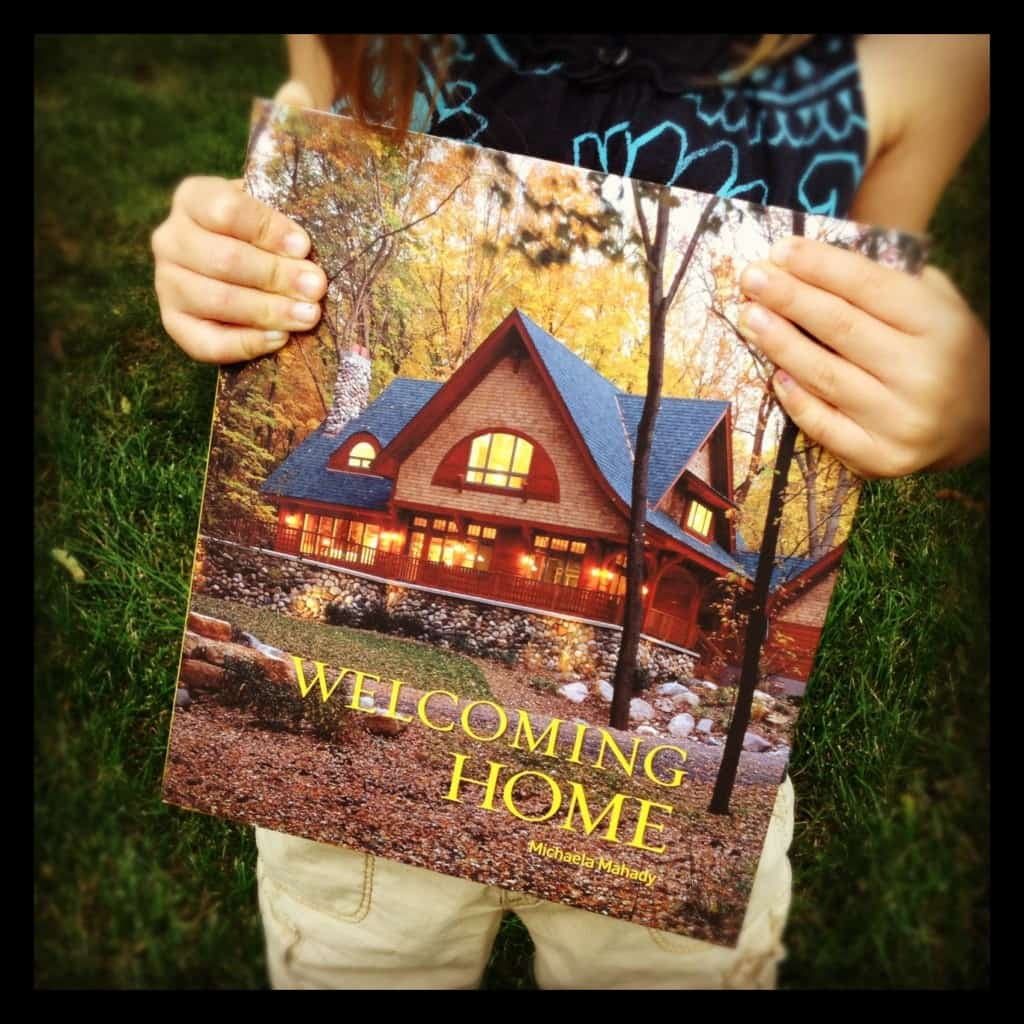 Welcoming Home book