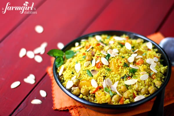 how to cook moroccan couscous