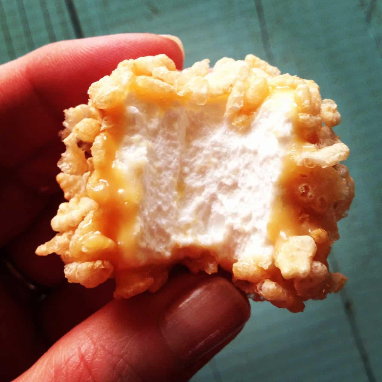 Crispy Cereal Marshmallows Recipe — Dishmaps