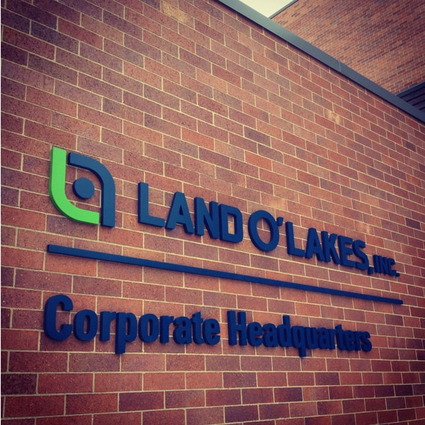 Land O'Lakes headquarters in Arden Hills, MN