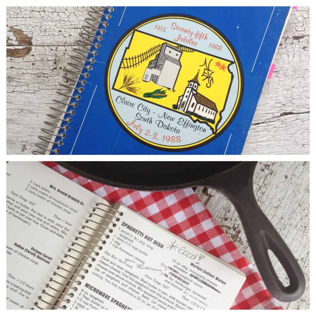 New Effington cookbook