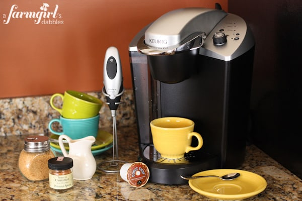 My New Keurig Coffee Maker from Staples