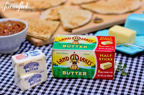 land o lakes half sticks of butter