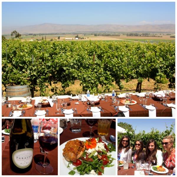 Dole Taste of Spain Salad Summit at Carmel Valley Ranch - www.afarmgirlsdabbles.com