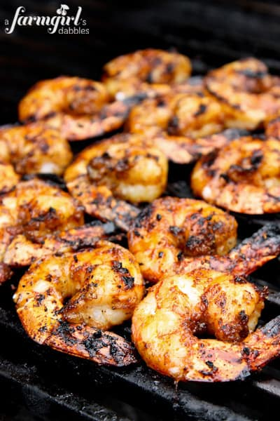 Image of Perfectly Grilled Caribbean Jerk Shrimp