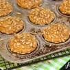 Whole Wheat Pumpkin Muffins with Honeycomb Sunflower Kernels