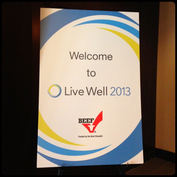Live Well Welcome