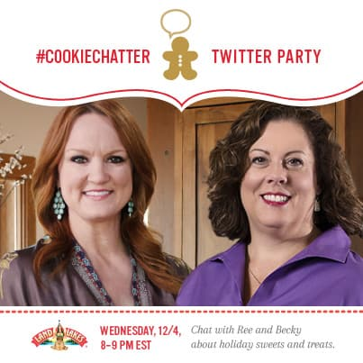 #CookieChatter twitter party