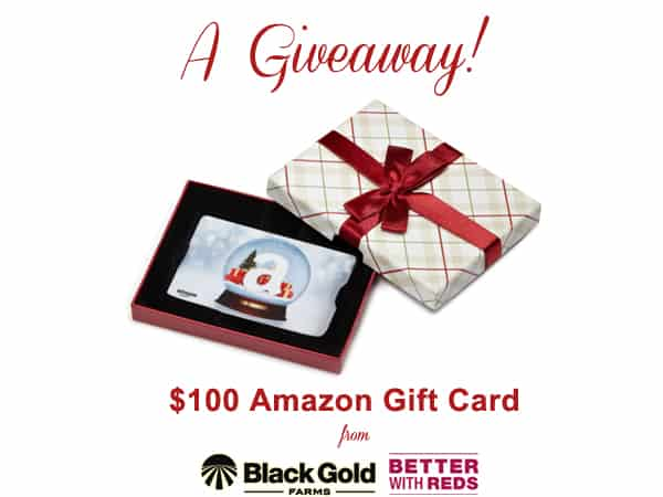 Win a $100 amazon.com gift card at www.afarmgirlsdabbles.com!