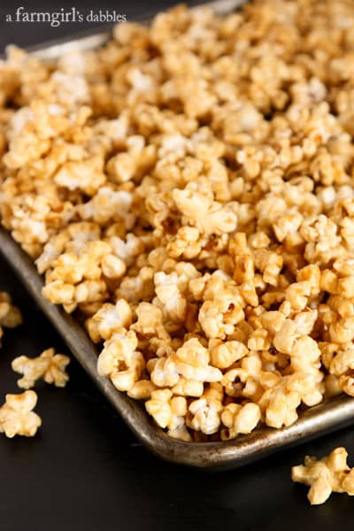 Microwave Caramel Corn Recipe — Dishmaps