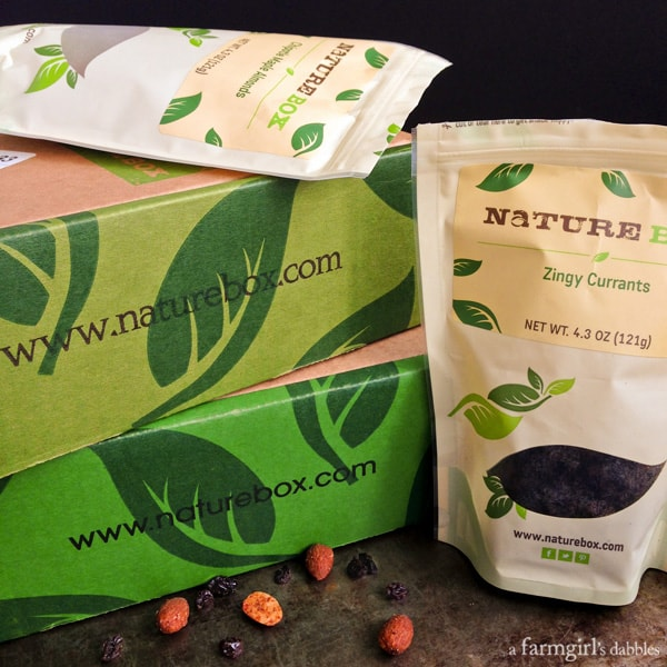 WIN a 6-month @NatureBox snack subscription! Enter at afarmgirlsdabbles.com !!
