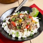 Slow Cooker Coconut Curry Beef