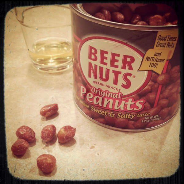 a can of Beer Nuts