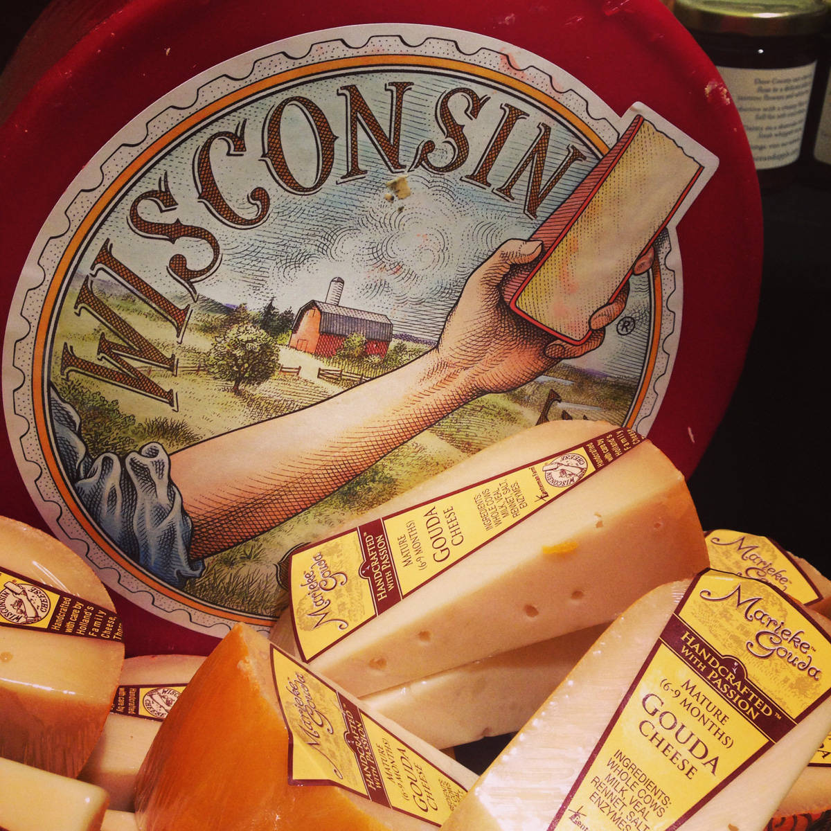 Wisconsin Cheese Originals Festival - afarmgirlsdabbles.com