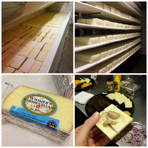 widmer's cheese cellar