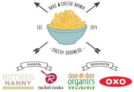 Mac & Cheese Mania campaign logo