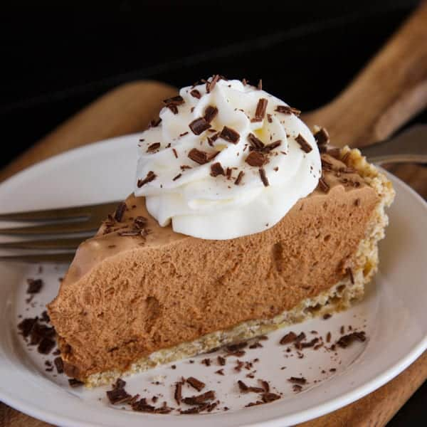 mocha silk pie 4 pioneer woman s mocha silk pie milk french silk pies ...