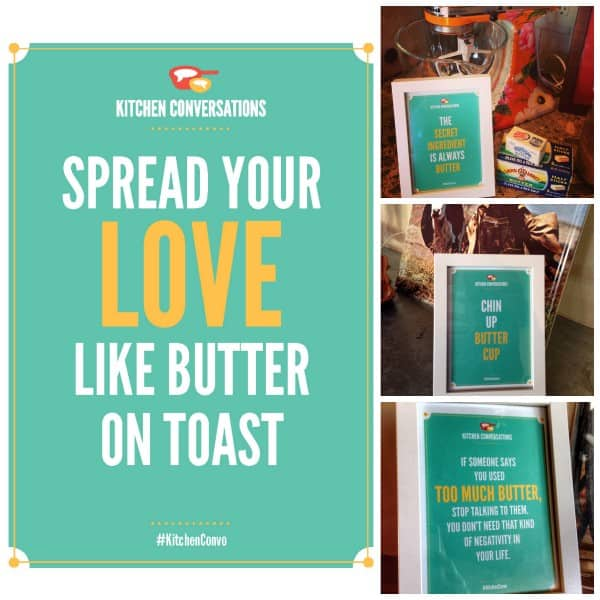 Kitchen Conversations' Butterism Greeting Cards