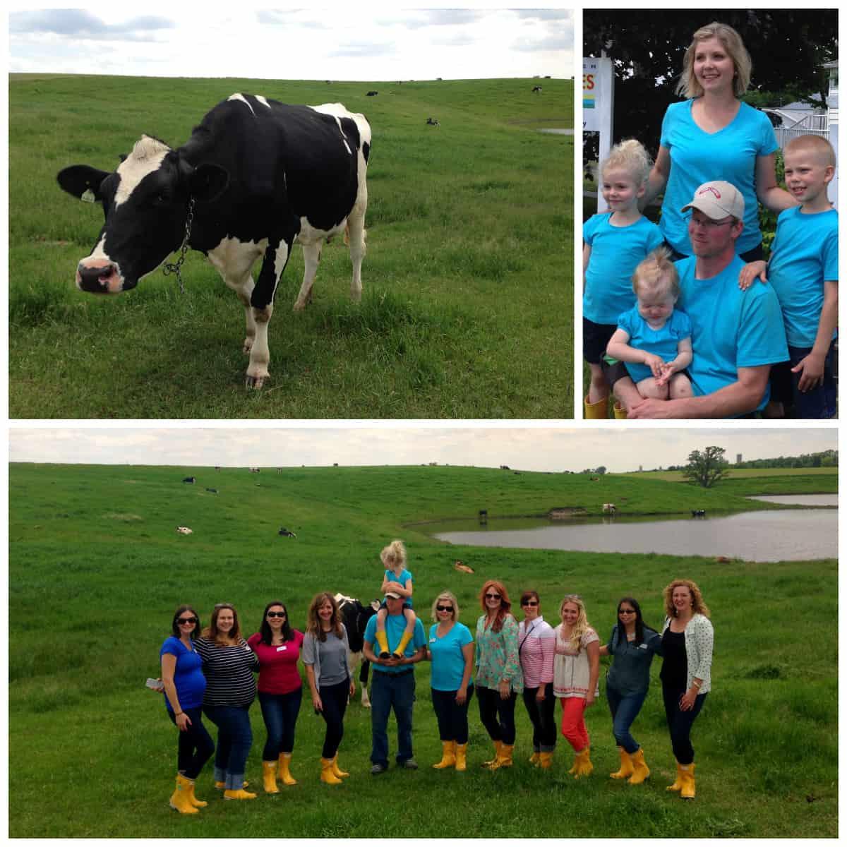 MN dairy farm - afarmgirlsdabbles.com #kitchenconvo
