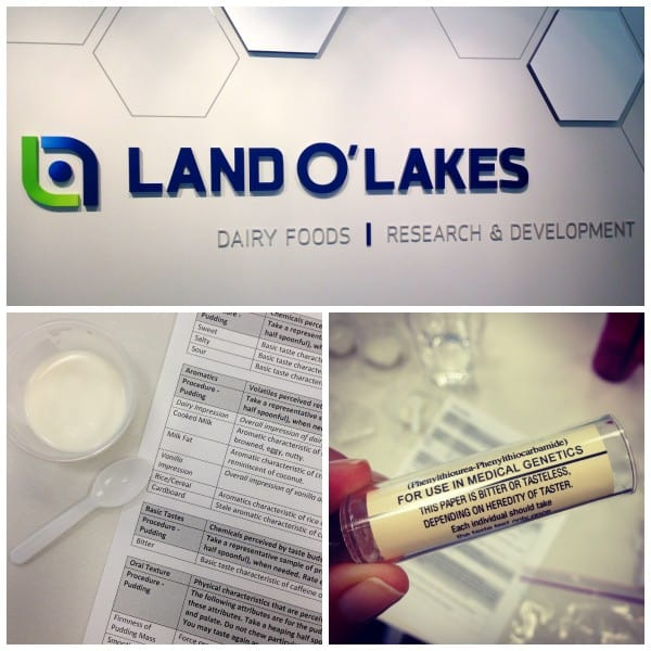 collage of images from Land O'Lakes headquarters
