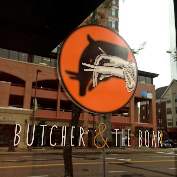 Butcher & the Boar - #PorkBucketList at afarmgirlsdabbles.com @farmgirlsdabble #pork #ribs #jerk