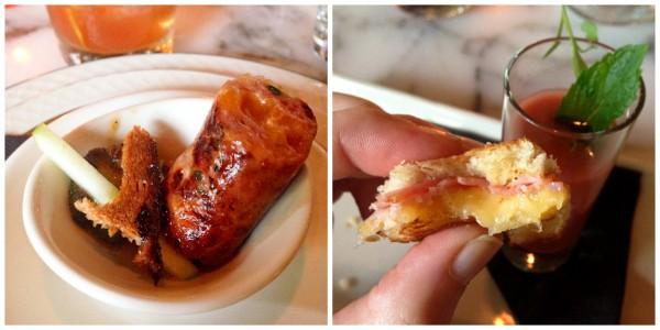 Butcher & the Boar - #PorkBucketList at afarmgirlsdabbles.com @farmgirlsdabble - #cheddarwurst #pork