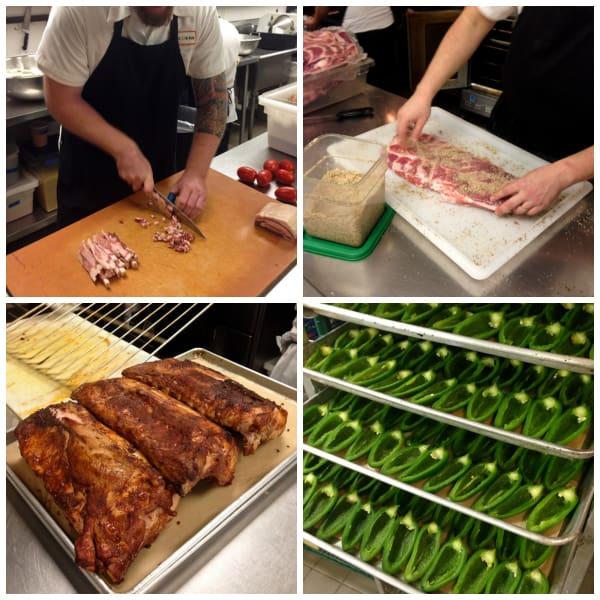 Butcher & the Boar - #PorkBucketList at afarmgirlsdabbles.com @farmgirlsdabble - #pork #porkloin #pancetta