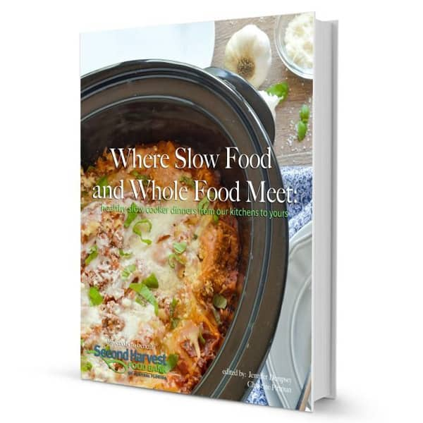 Where Slow Food and Whole Food Meet - #slowNwholeCookbook