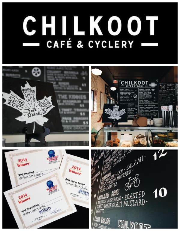 Chilkoot Cafe and Cyclery - afarmgirlsdabbles.com