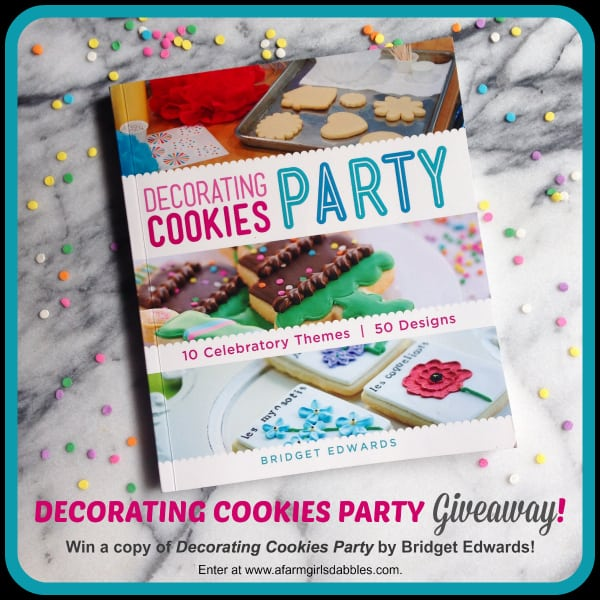 Decorating Cookies Party Review And Giveaway A Farmgirl S Dabbles