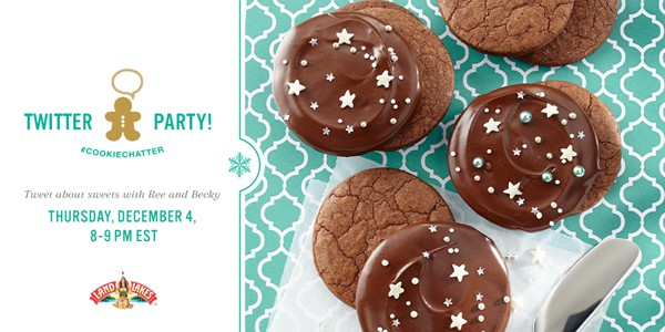 #CookieChatter Twitter Party with The Pioneer Woman and Land O'Lakes Kitchen!