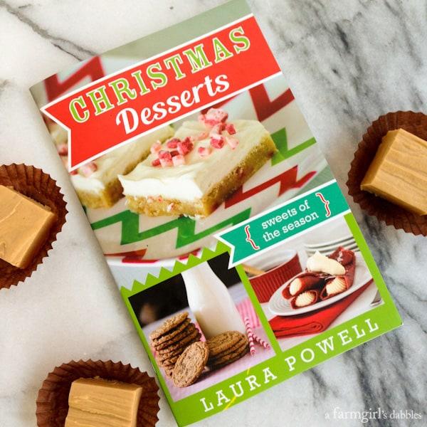 Foolproof Peanut Butter Fudge {2 ingredients!} - afarmgirlsdabbles.com #fudge #peanutbutter