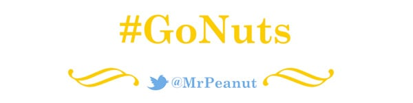 Planters #GoNuts campaign logo
