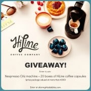 HiLine Coffee Black Friday