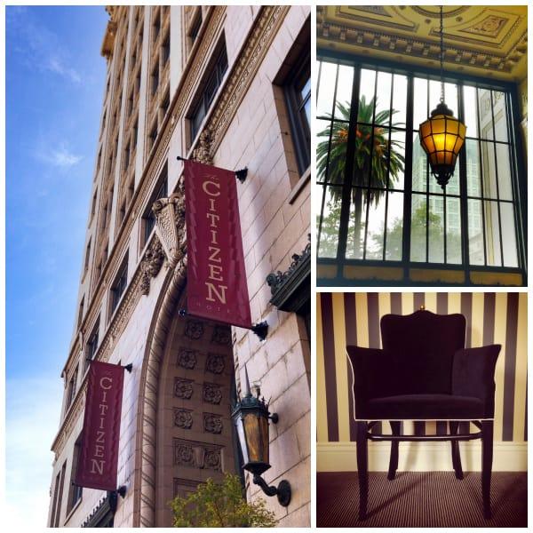 The Citizen Hotel - afarmgirlsdabbles.com #olivetoharvest