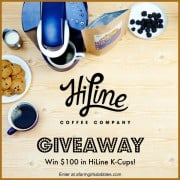 HiLine KCup Giveaway