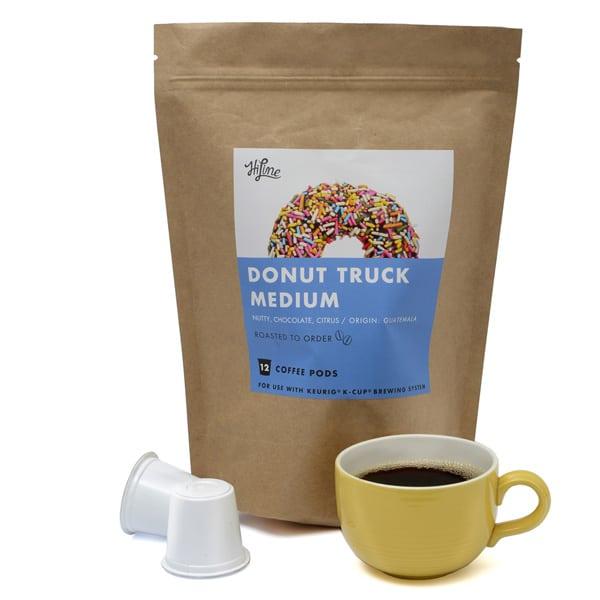 Donut Truck K-Cups - HiLine Coffee Company
